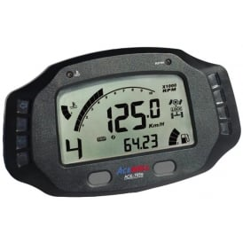 7659 Multifunction Dashboard, suitable for cars or motorcycles feaures speed, Temp, RPM. volt etc.