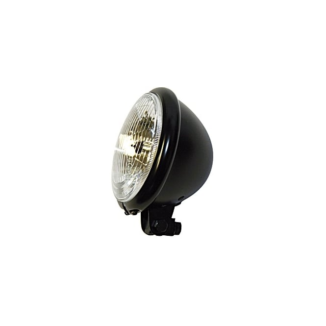 "Bates 5 3/4"" Headlight Black"