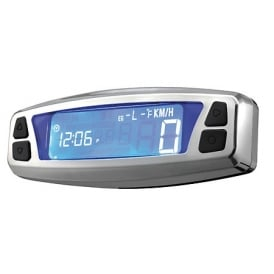 Asura Multifunction Gauge Chrome