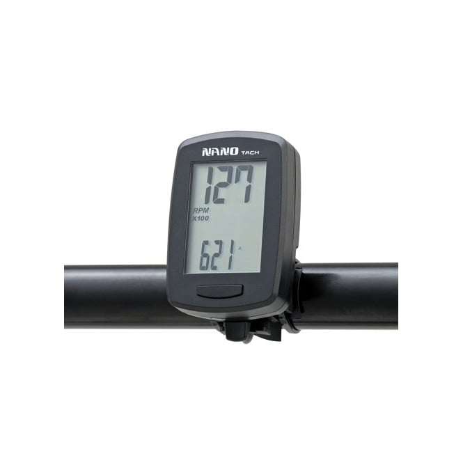 DAYTONA Nano Tachometer - Battery Operated, Hour Meter, Max RPM Memory