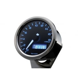 Velona 18K Tachometer 60mm Polished