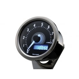 Velona 8K Tachometer 60mm Polished