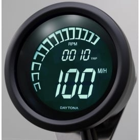 Velona Dark Multifunction Gauge