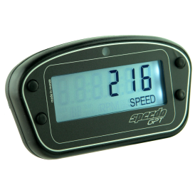 DS200 GPS Speedometer - 10 HZ Sender, With Total Mileage and Re-settable Trip Meter