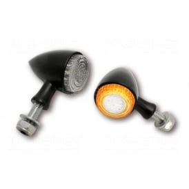 Colorado LED Indicator/Front Position Lights Black