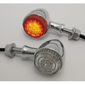 Colorado LED Indicators/Tail Light Chrome