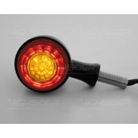Colorado LED Indicators/Tail Lights Black