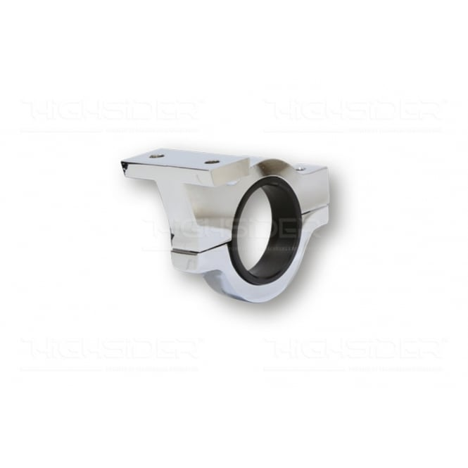 Highsider Warning Light Unit Bracket Chrome