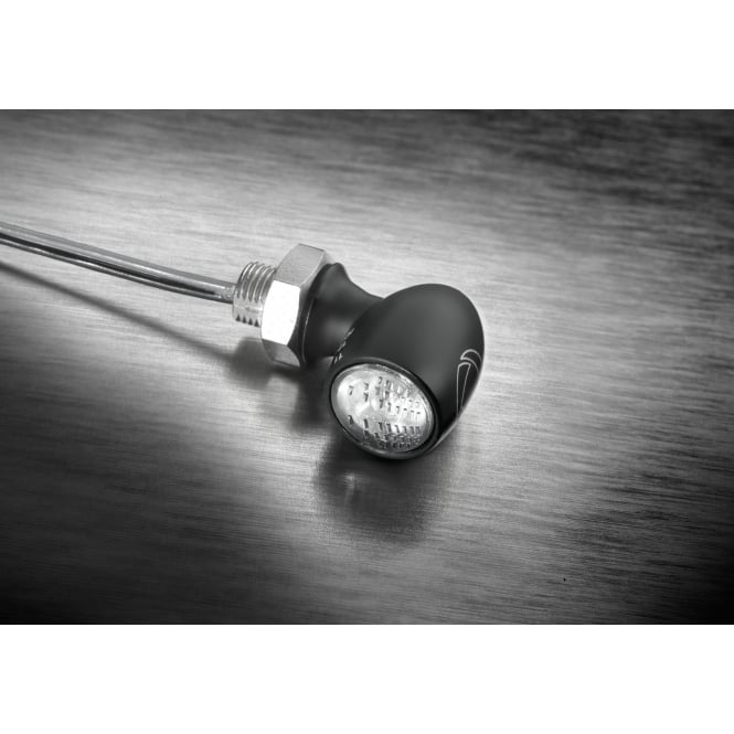 Kellermann Bullet Atto LED Indicator Black