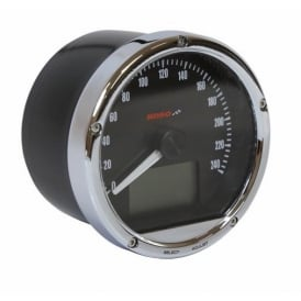 CRB01S/TNT-01S Speedometer 240 MPH/KPH - Includes a Magnetic Speed Sensor