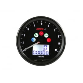 CRD64 Multifunction Gauge - Includes a Magnetic Speed Sensor