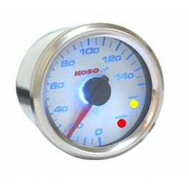 D48 White Temperature Gauge