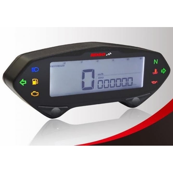 KOSO DB-01RN Multifunction Gauge