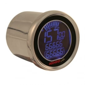 DL-01S Speedometer - Includes a Magnetic Speed Sensor