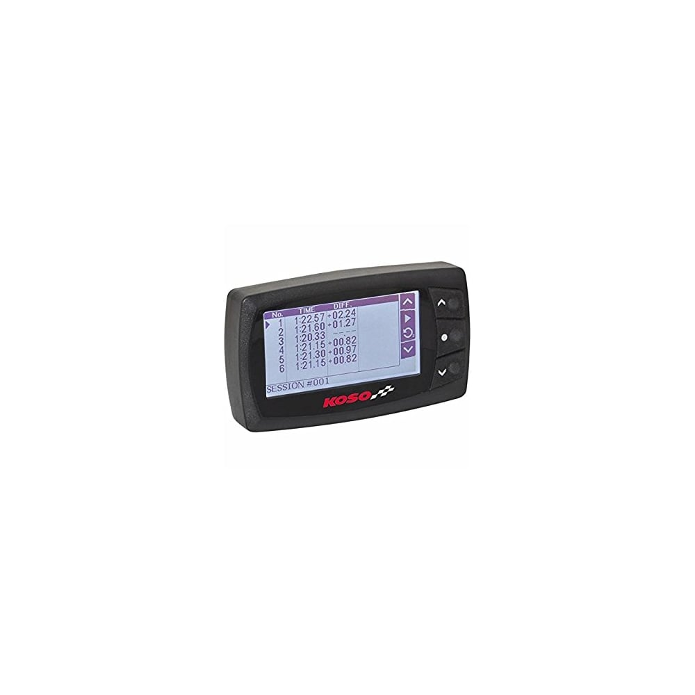 koso uk gps laptimer from www digital. Black Bedroom Furniture Sets. Home Design Ideas