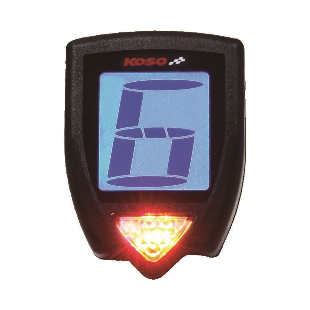 Koso Harley Davidson Plug N Play Gear Indicator With
