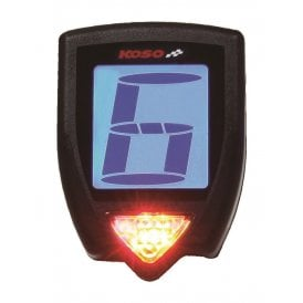 Harley Davidson Plug N' Play Gear Indicator With Shift Light