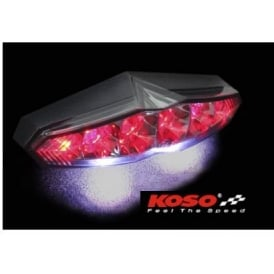 Infinity LED Tail Light