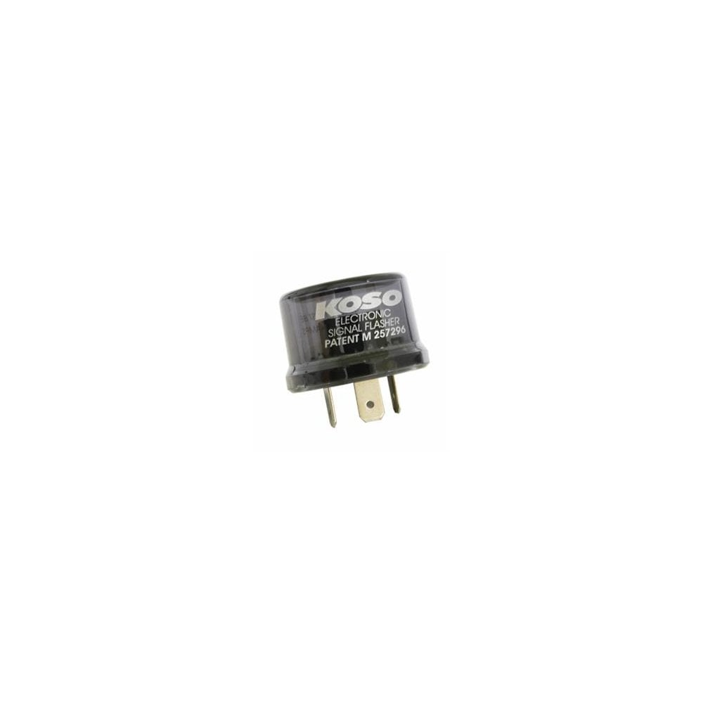 Koso Led Flasher Relay For Use With Smd Indicators This Give Similar Circuit The Previous Transistor Amp