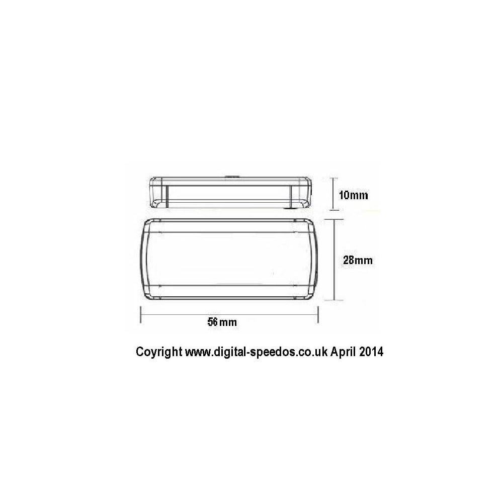 Koso Mini 3 Clock Volt Gauge Wiring Diagram Voltmeter Amp Simple Wire Connection Inline Remote Switch