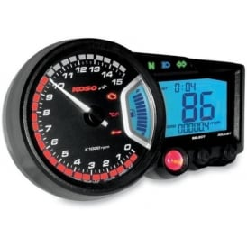 RX2+ Multifunction Gauge - Includes a Magnetic Speed Sensor