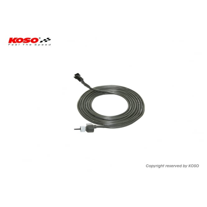 KOSO Type M Cable Drive Adapter 3 Pin Connector (Wide Plug)