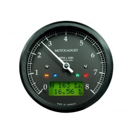 Chronoclassic Multifunction Gauge