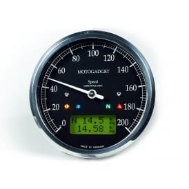 Chronoclassic Speedometer Multifunction Gauge