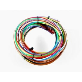 m.Unit Cable Kit, correct rating and diameter cable for your motorcycle wiring harness.