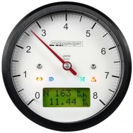 Motoscope Classic Multifunction Gauge