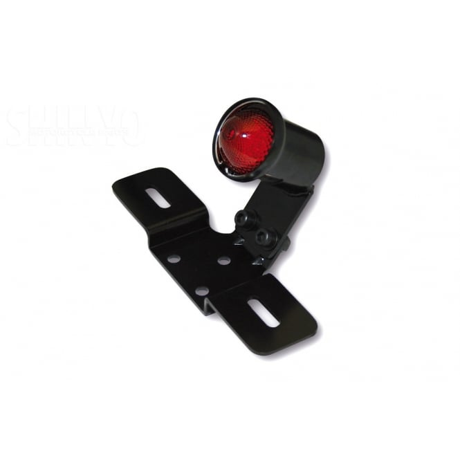 Shin Yo Old School Type 3 LED Tail Light Black