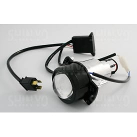 Single Projection Light 50mm Diameter with High / Low beam