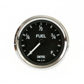 Black Cobra 52mm Fuel Gauge