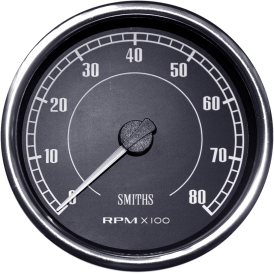 Flight 100mm Tachometer