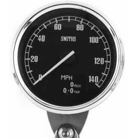 Highline 100mm 140 MPH/KPH Speedometer