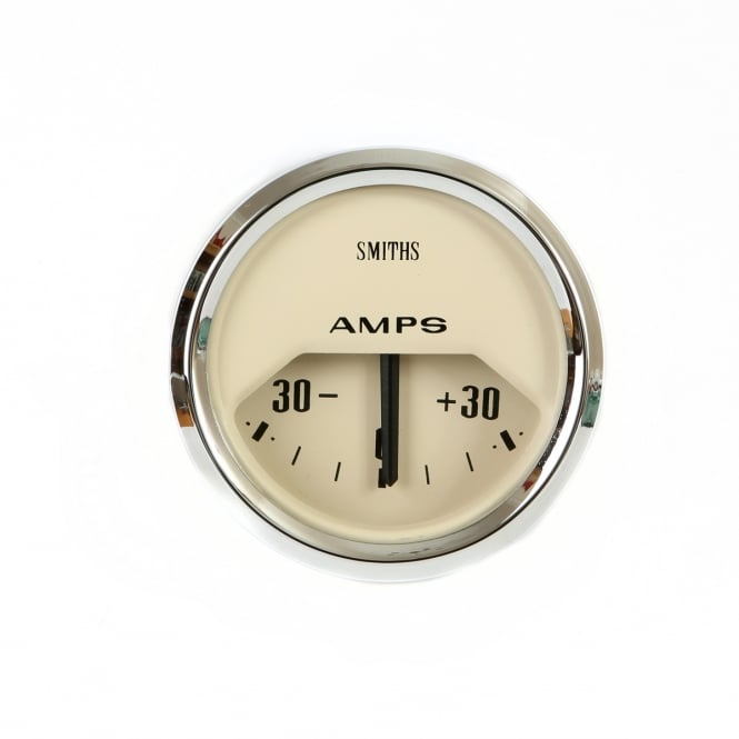 Smiths Magnolia 52mm Ammeter