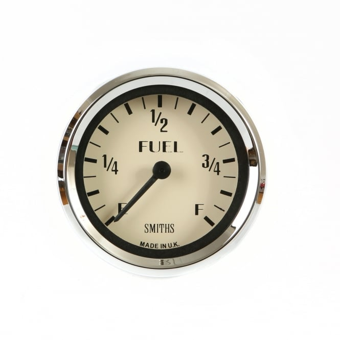 Smiths Magnolia 52mm Fuel Gauge