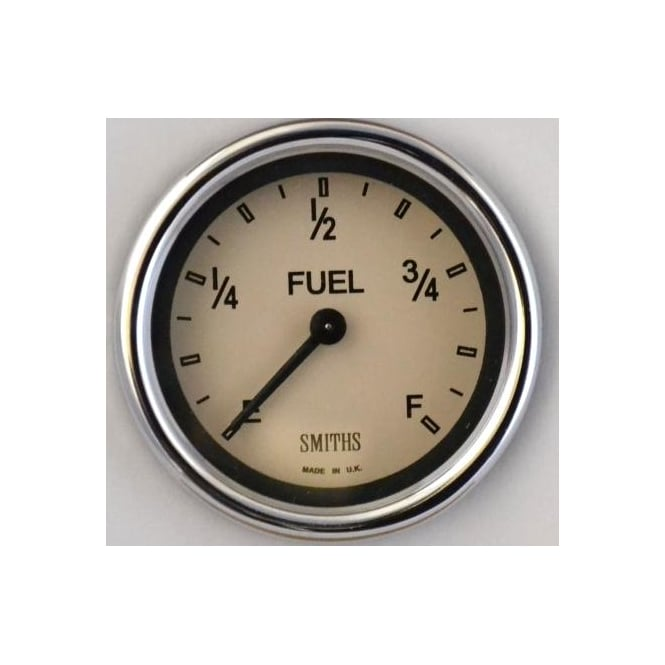 Smiths Magnolia Cobra 52mm Fuel Gauge