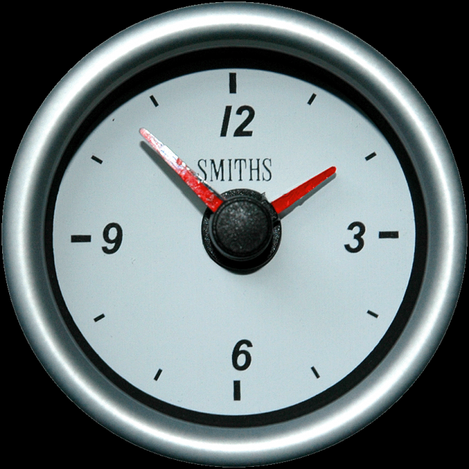Smiths Prism 52mm Electronic Time Clock